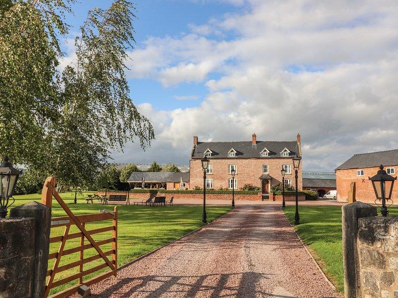Rhandregynwen Hall, Four Crosses, casa vacanza a Llandrinio