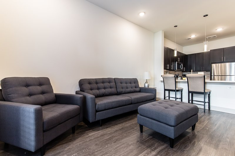 SH-162 · StayOvr at The Star - Luxury One bedroom in Frisco, vacation rental in Frisco
