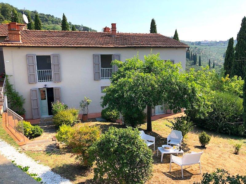 Villa Franca - house and garden