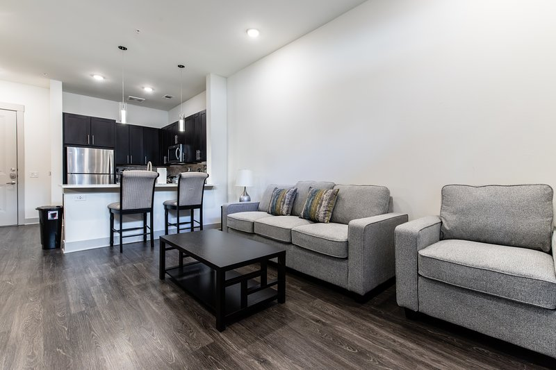 SH-263 · StayOvr at The Star - Luxury One bedroom in Frisco, vacation rental in Frisco