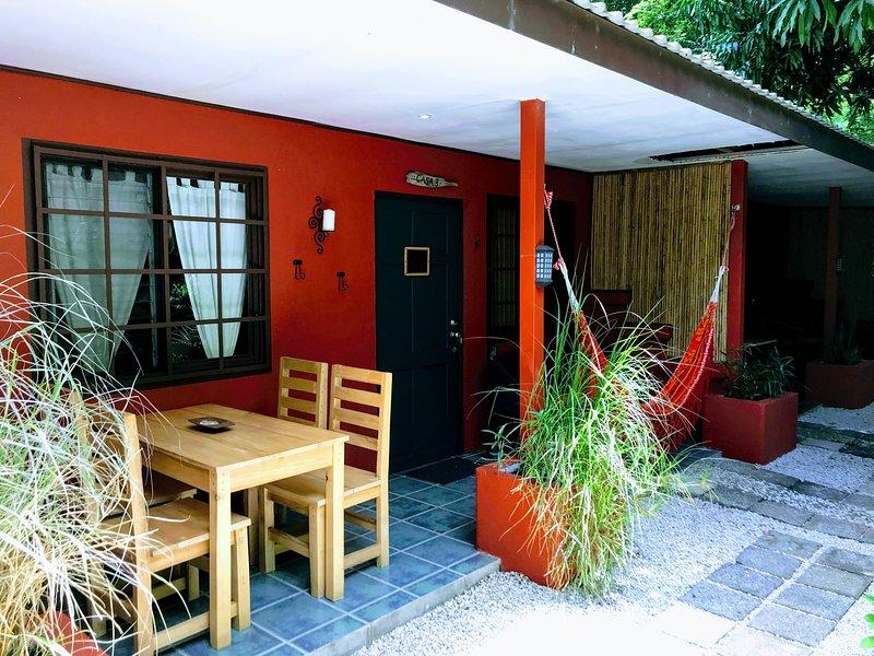 Casa Camaleon 3- Two Bedroom Beach Cabina, holiday rental in Playa Grande