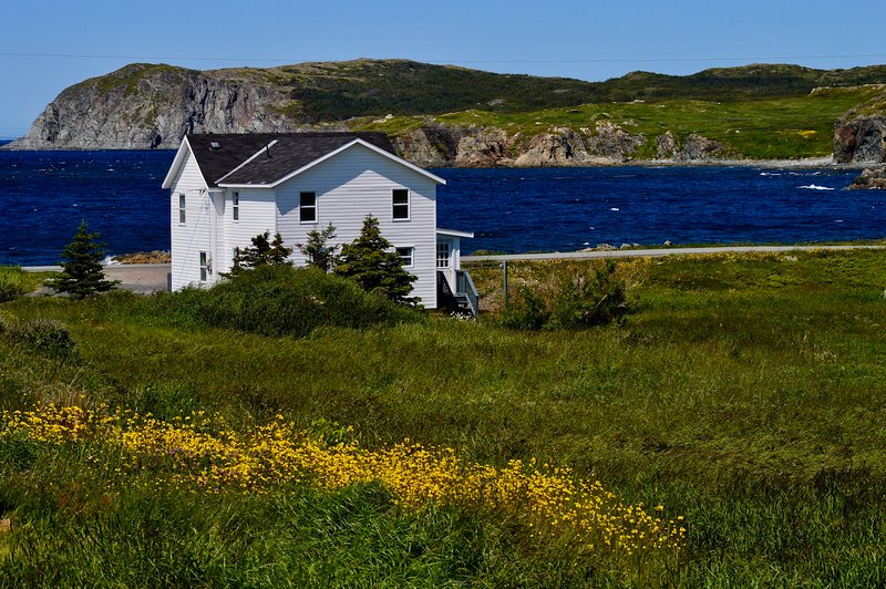 Twilly House - Twillingate Vacation Home Rental, holiday rental in Newfoundland and Labrador
