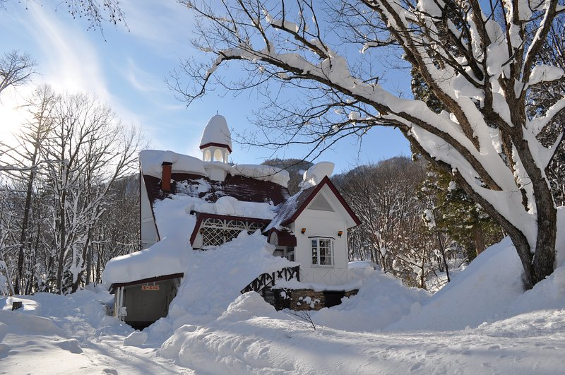 Wadano House Hakuba - Ski in/out location at the edge of the Happo-one slopes, holiday rental in Koshinetsu