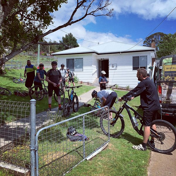 Dialled in Derby - perfect for mountain bikers, holiday rental in Pioneer