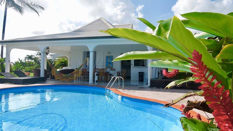 Horizon-karukera, vacation rental in Sainte Rose