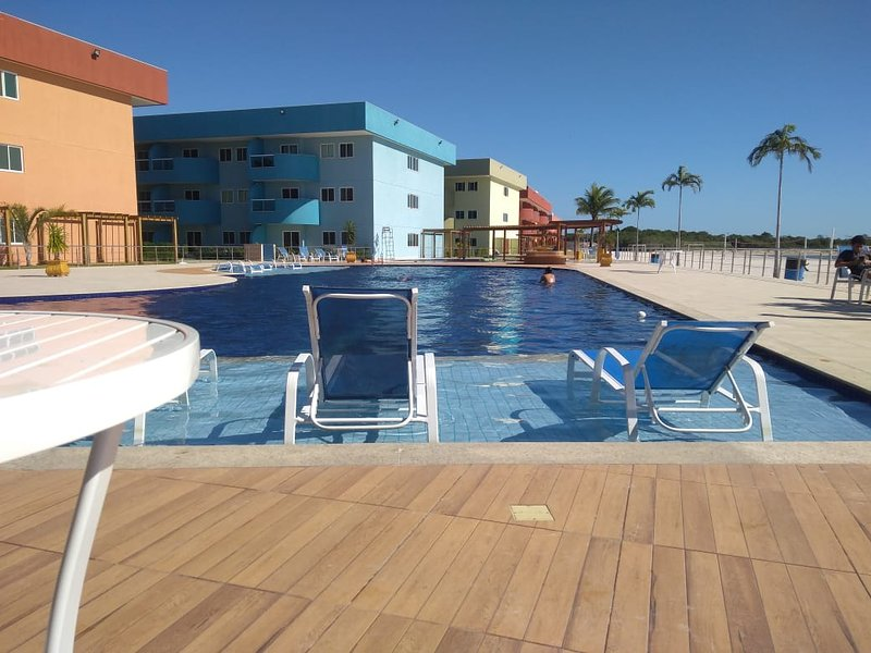 Golden Lake Residence - Arraial Do Cabo. Apartamento vista privilegiada al lago., Ferienwohnung in Arraial do Cabo
