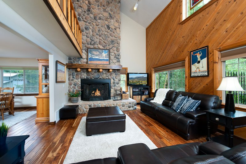The River Home, holiday rental in Brigham City