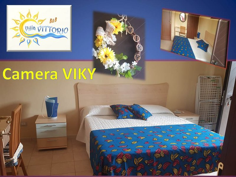 B&B Villa VITTORIO Camera VICTORIA, vacation rental in Santa Maria al Bagno