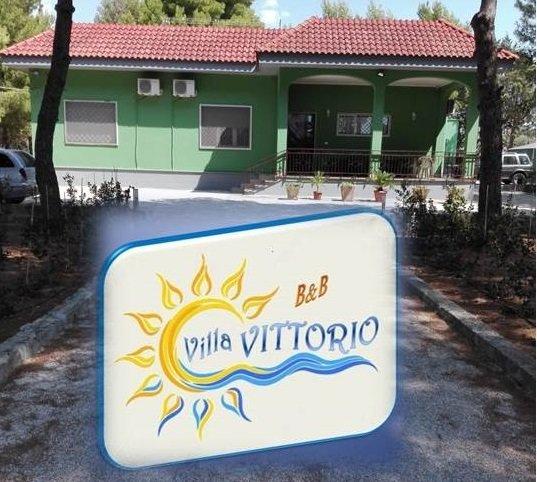 Appartamento Villa VITTORIO, location de vacances à Santa Maria al Bagno