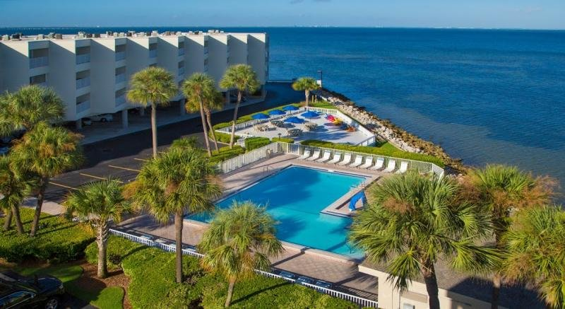This amazing water front property is waiting for you!