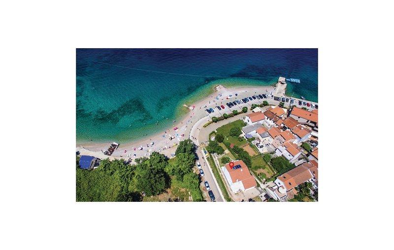 Beautiful home in Njivice with WiFi and 1 Bedrooms (CKK916), location de vacances à Sveti Vid-Miholjice