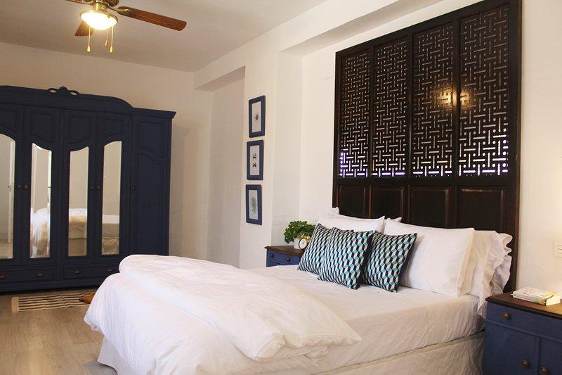 Dormitorio  Nº5 con cama king