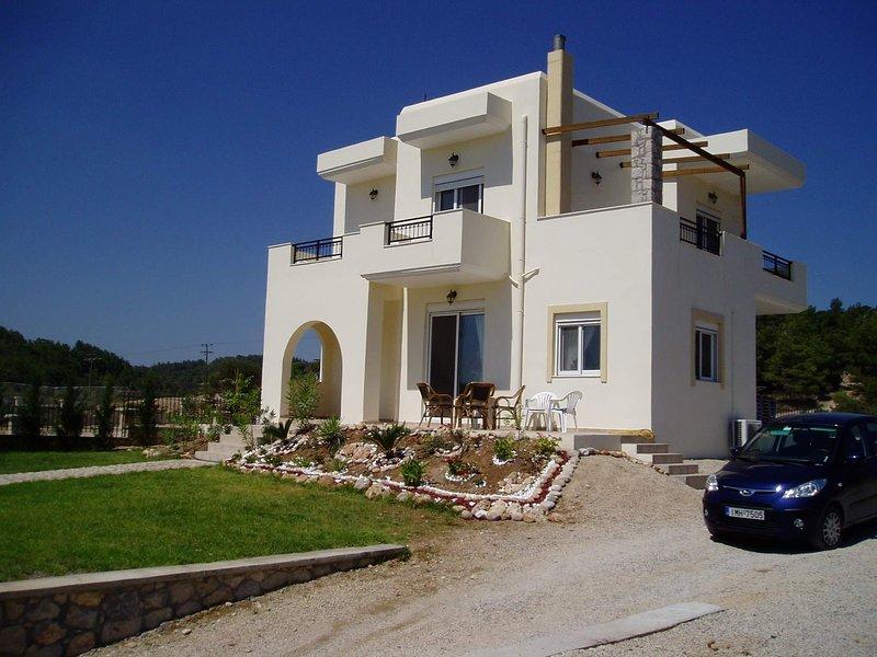Villa madeline, holiday rental in Maritsa