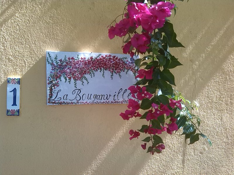La Bouganville, holiday rental in Maida