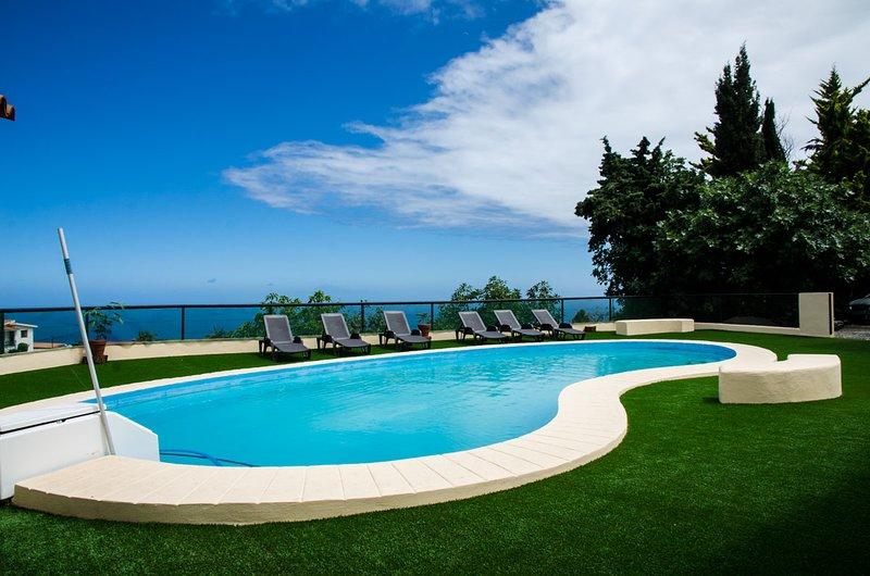 Galguén Paraíso en la isla de las estrellas Villa 3 Estudio, vacation rental in San Pedro