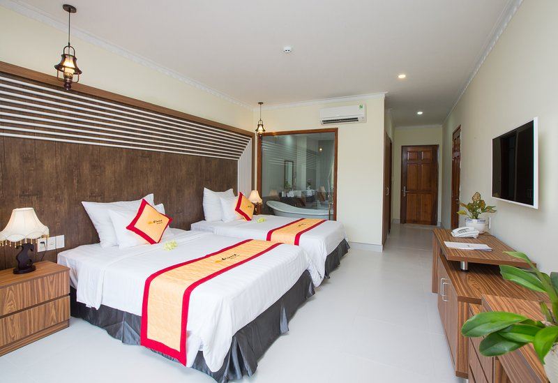 Elwood Premier Resort Phu Quoc - Lounger Grand 45m2, vacation rental in Phu Quoc Island