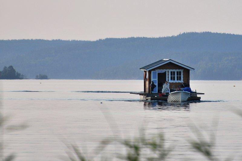 Stugbaat, location de vacances à Edsleskog