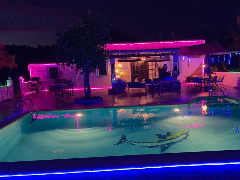 Casita sencilla  con piscina de 10X5.WIFI, casa vacanza a Santa Eulalia del Río