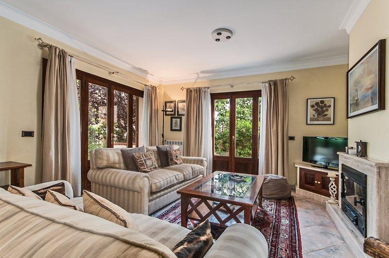 Casa Auba es un chalet moderno y confortable, cerca de la playa  ETV 2044, vacation rental in Ca'n Picafort