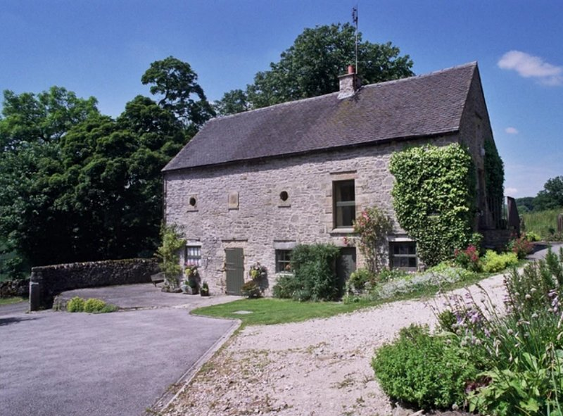 The Hay Barn, holiday rental in Newton Grange