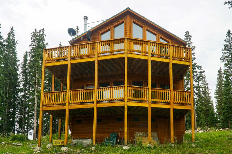 Up to 8 guests can stay at this 3-bedroom, 2-bath home with 2 living rooms.