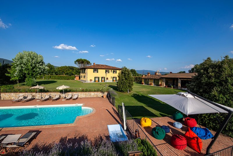 Villa Stefano, holiday rental in Badia Prataglia