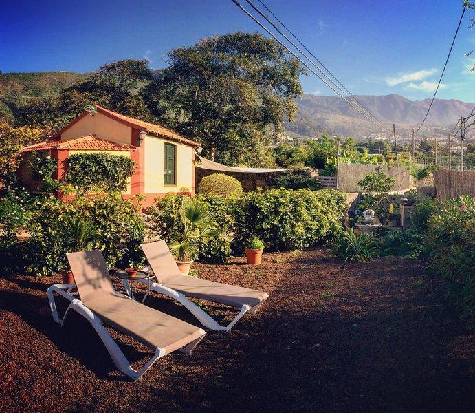 Finca La Plantacion - ECOLODGE, vacation rental in La Orotava