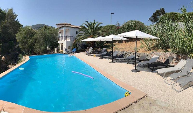 SUNSET WAIKIKI 50 M2 - 4 couchages, holiday rental in Sainte-Maxime