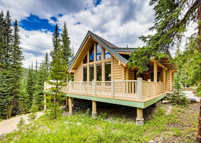 Charming Cabin w/ Hot Tub, Near Snowshoe, Hiking Trails & Breckenridge, vacation rental in Breckenridge