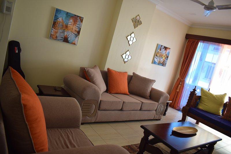 Villa A1 at Royal Apartments, holiday rental in Likoni
