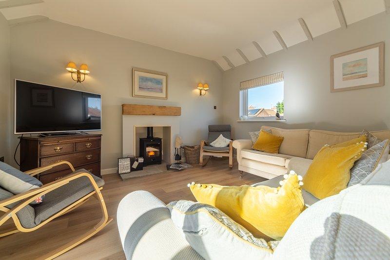 Sea Lodge, casa vacanza a Burnham Deepdale