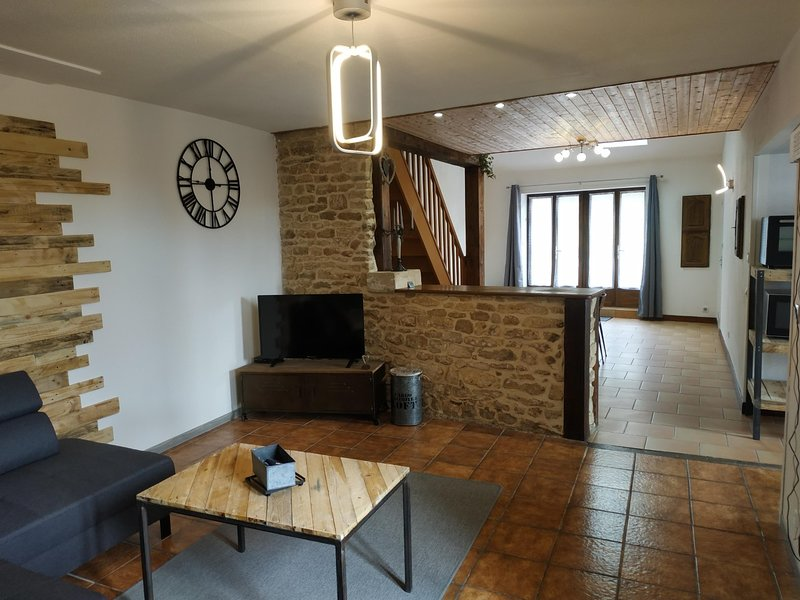 Le Gîte du Lac - Madine, aluguéis de temporada em Saint-Maurice-sous-les-Cotes