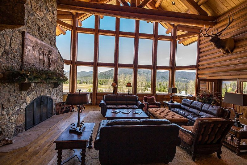 Hidden Grand Lake Luxury Lodge in Rocky Mountain National Park, holiday rental in Grand Lake