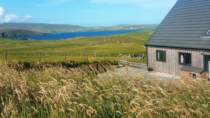 Voortrekker - Soothpunds Apartment, holiday rental in Scalloway