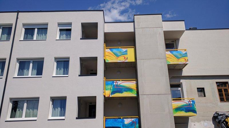 Messe Appartment 305 Berlin, Ferienwohnung in Ebenthal