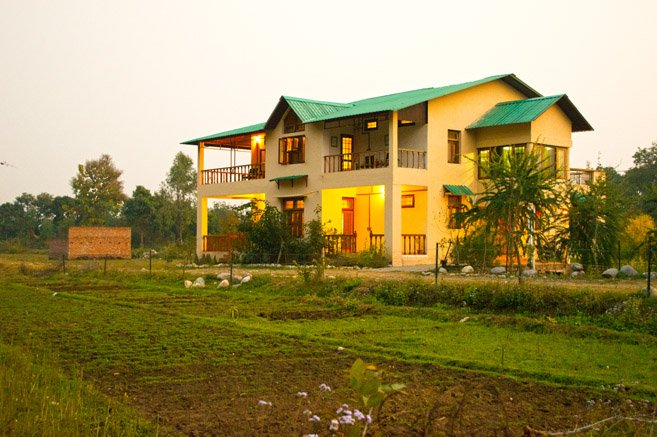 The Ranger's Lodge, Imran's Jungle Home in Corbett, A Guided Jungle Experience, holiday rental in Teda