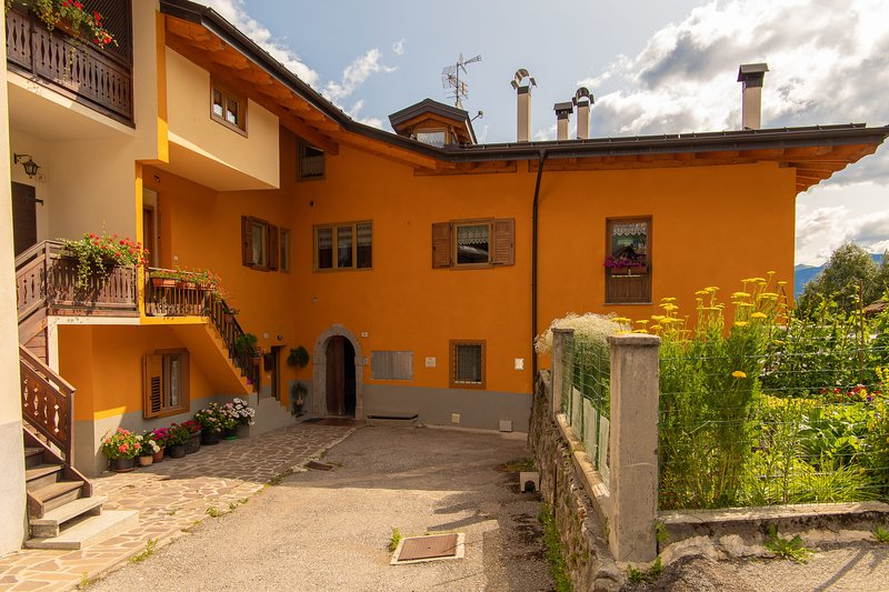 paradiso in montagna, holiday rental in Marilleva 900