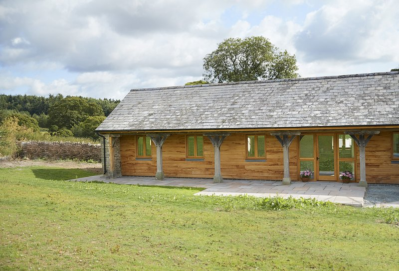 The Cart Shed (Shropshire), casa vacanza a Adforton