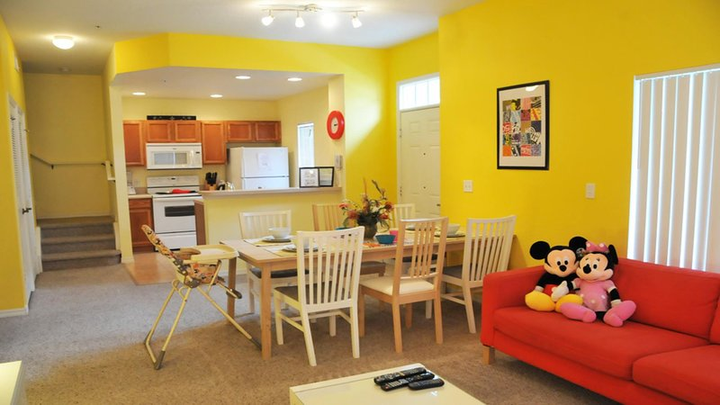 Sweet Home Vacation Rentals, Top Resorts Florida Seven Dwarfs Lane