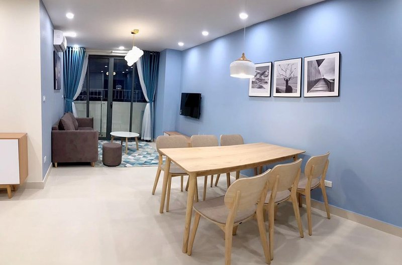Asahi Luxstay♛FLC GreenHome♛3Br Apartment, holiday rental in Son Tay