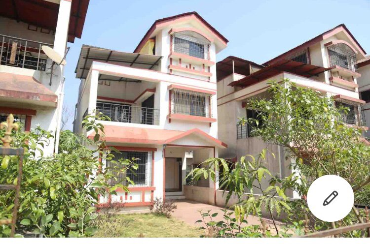 joey's villa 3 bhk whole villa peacefull, vacation rental in Pune District