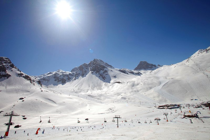Affordable studio in the center of the resort | Close to the funicular Chalet in Tignes