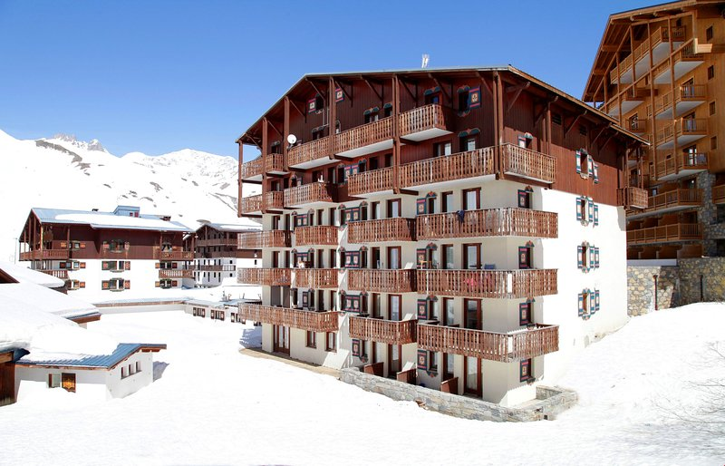 Great place! Studio in the center of the resort, near the slopes Chalet in Tignes