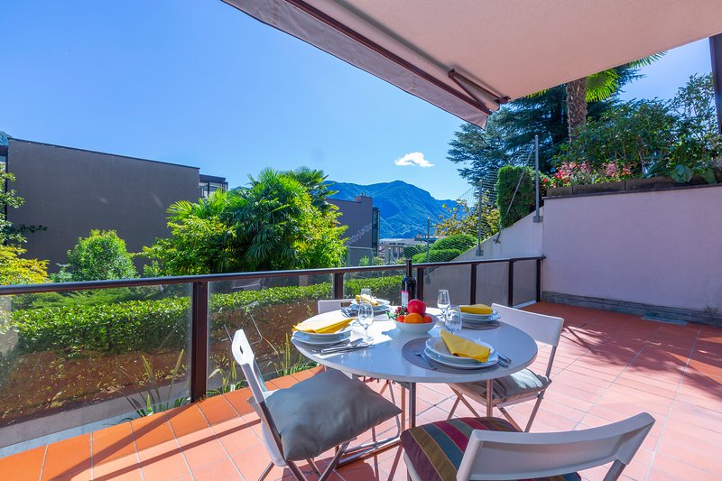 Lugano Centro, vacation rental in Cademario