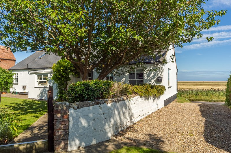 Fridays Barn, vacation rental in Salthouse