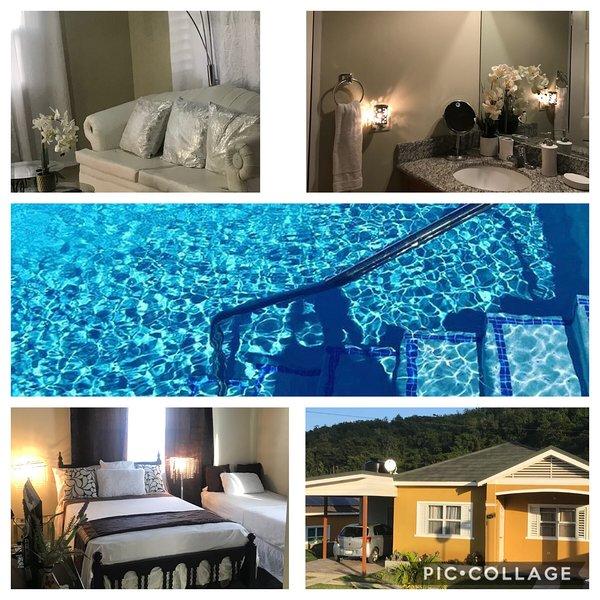 White diamond bed and breakfast – semesterbostad i Runaway Bay