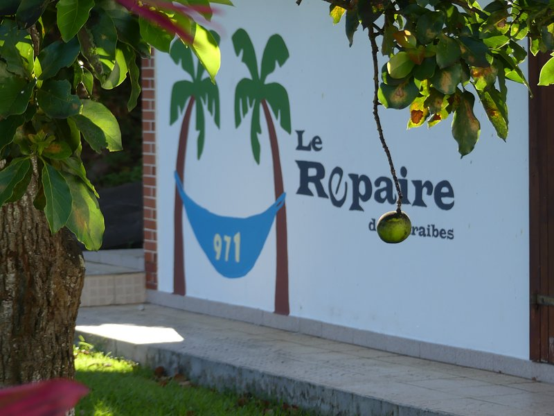 Le repaire des Caraïbes 4, holiday rental in Trois Rivieres