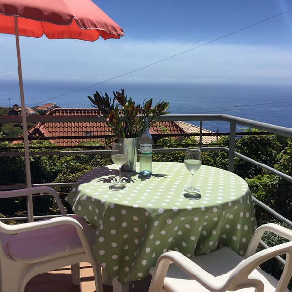 Banda do Sol - The Studio, holiday rental in Estreito da Calheta