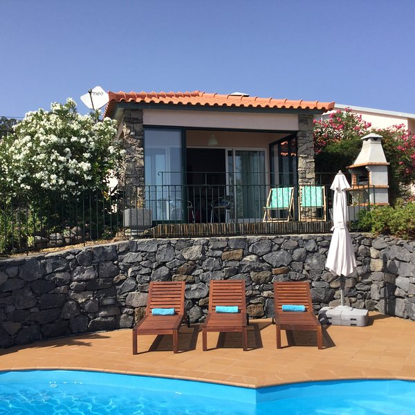 Rosemary Cottage, holiday rental in Estreito da Calheta