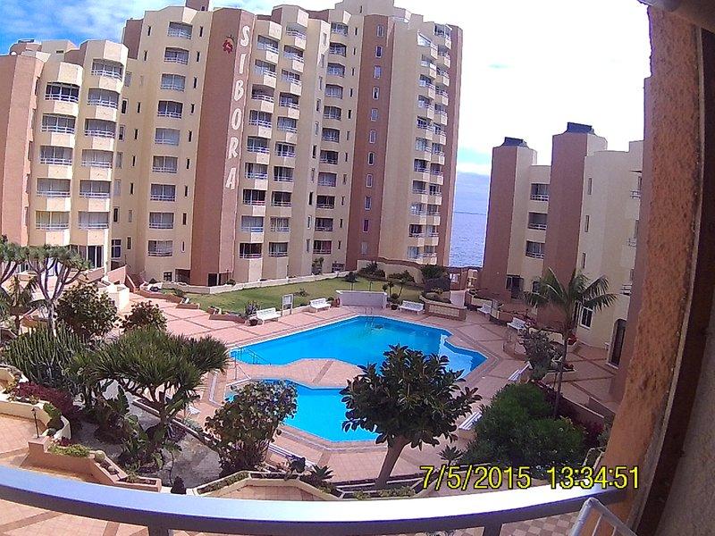 Apartamento Mar y Montaña, holiday rental in Caleta de Interian